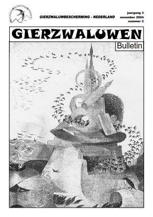 GBN Bulletin 2004 2 voorkant klein