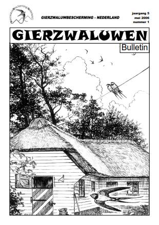 GBN Bulletin 2006 1 voorkant klein