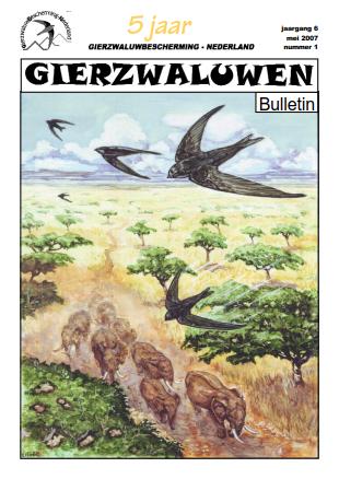 GBN Bulletin 2007 1 voorkant klein