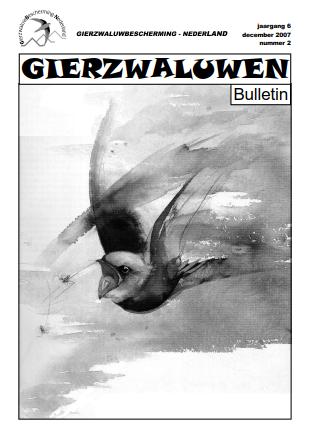 GBN Bulletin 2007 2 voorkant klein