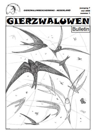 GBN Bulletin 2008 1 voorkant klein