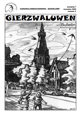 GBN Bulletin 2008 2 voorkant klein