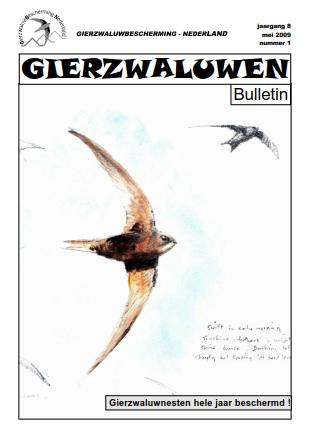 GBN Bulletin 2009 1 voorkant klein