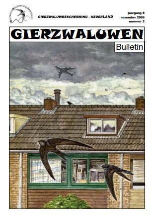 GBN Bulletin 2009 2 voorkant klein