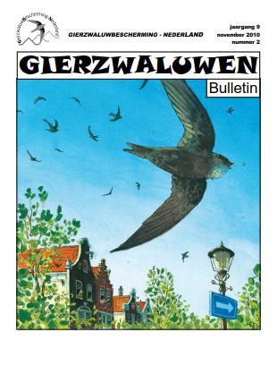 GBN Bulletin 2010 2 voorkant klein