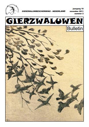 GBN Bulletin 2011 2 voorkant klein